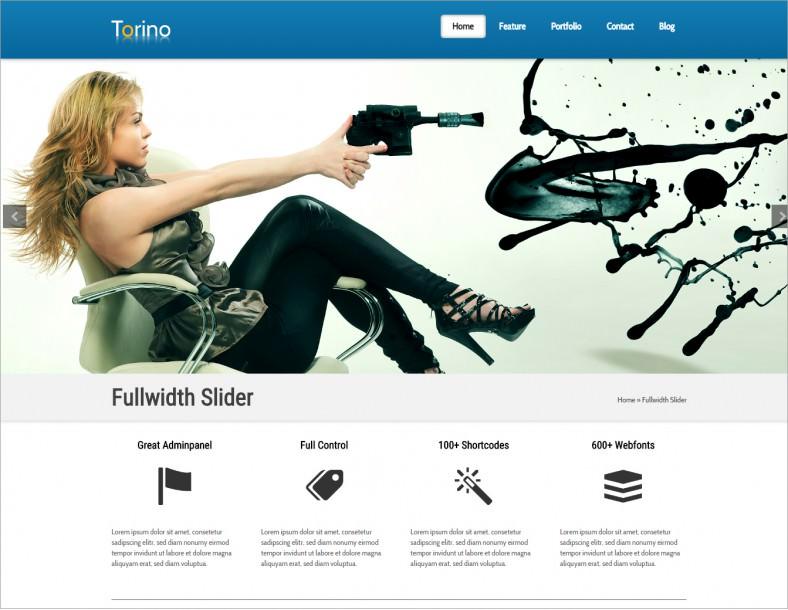 torino blue responsive wordpress theme 49 788x610