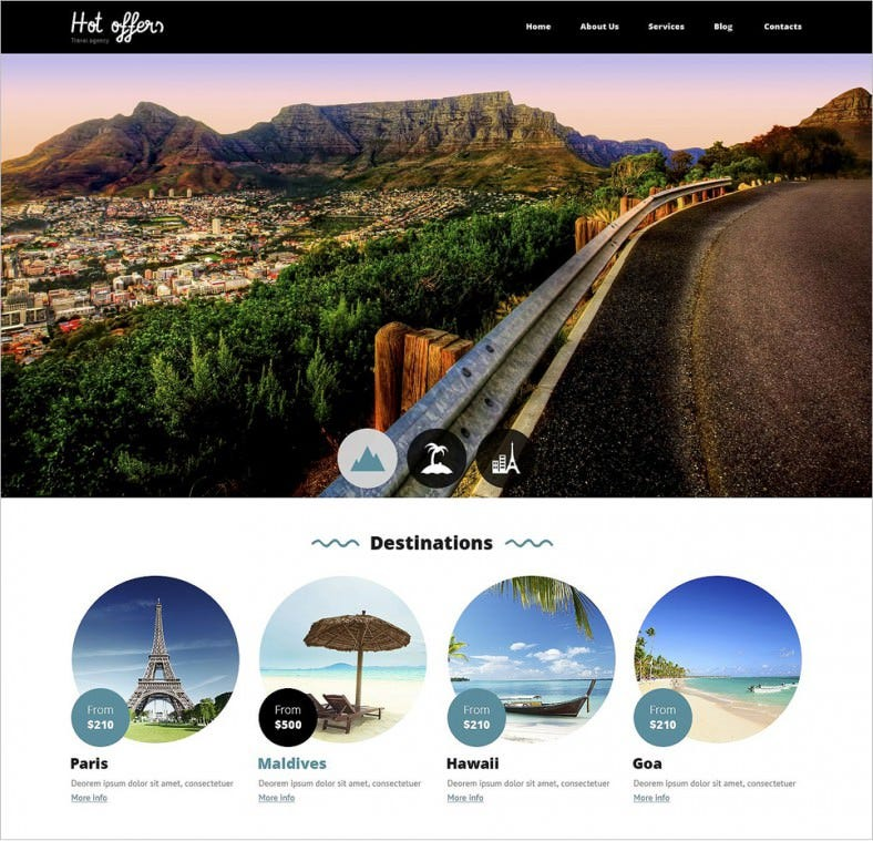 travel agency responsive drupal template 75 788x759