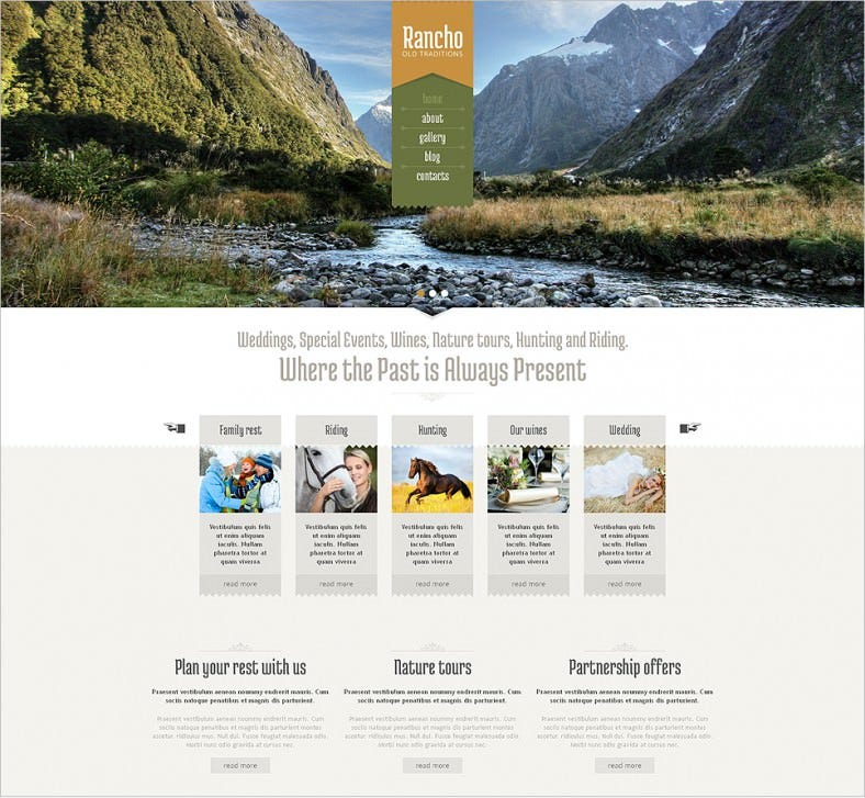 travel guide drupal template 75 788x727