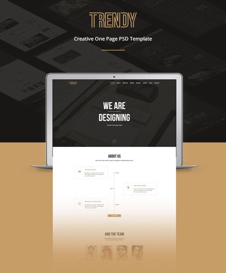 60+ Free PSD Website Templates | Free & Premium Templates | Free ...
