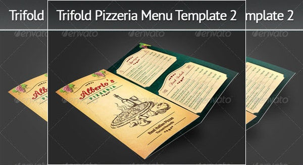 Beautiful Sample Pizza Menu Template Photos - Best Resume Examples