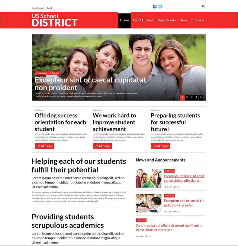 us school student joomla template 75 788x814