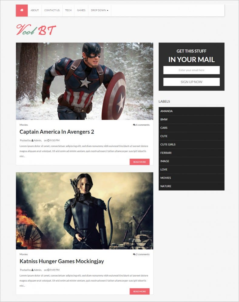 vcol cinema responsive blogger template 788x995