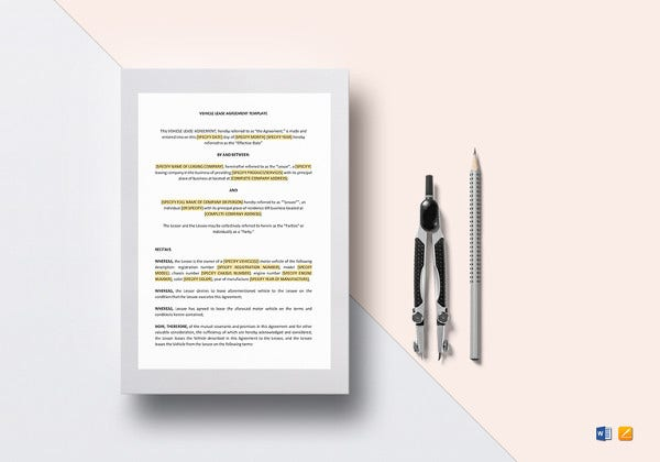 vehicle-lease-agreement-template