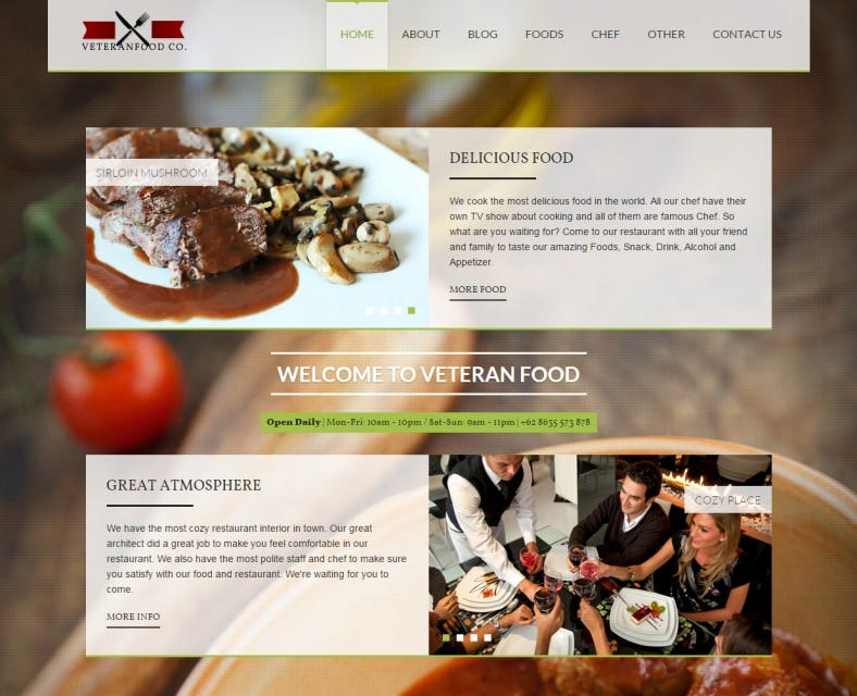 veteranfood green responsive wordpress theme 49 788x640