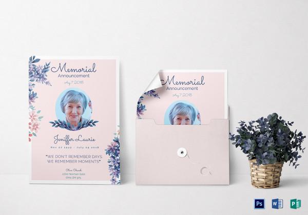 vintage-funeral-invitation-template