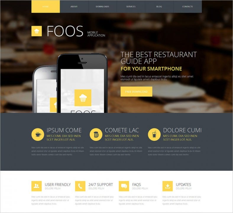 Web Design Software Best: 8+ Best Web Development Company Joomla Templates & Themes