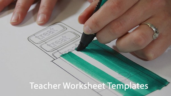 worksheettemplateforteacher