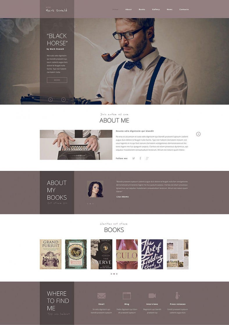 content writing website templates koni polycode co