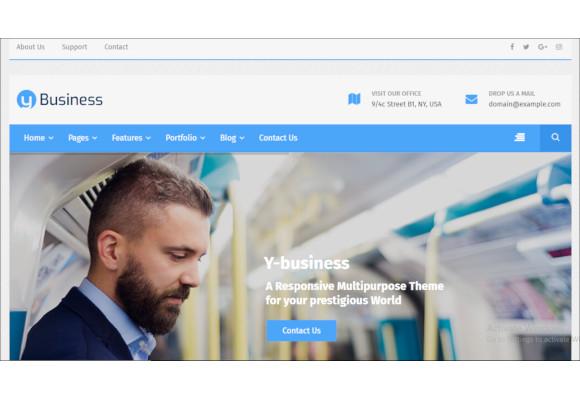 ybusiness-responsive-joomla-business-template