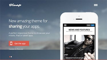 Joomla Template for App Developers—Keep Calm and Exploit Them to The Fullest