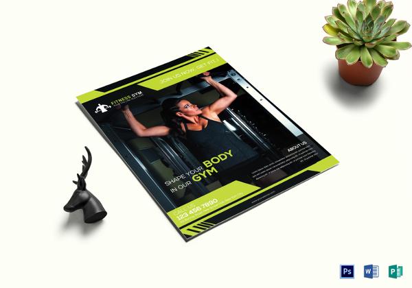 editable fitness