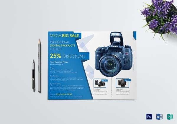electronic sale