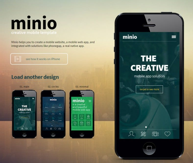 20 Best Most Por Mobile Templates