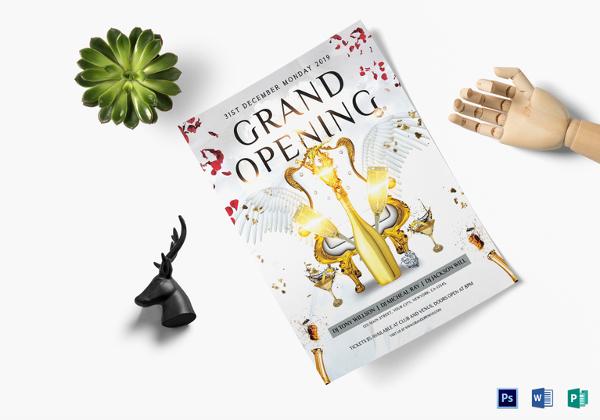 premium grand opening