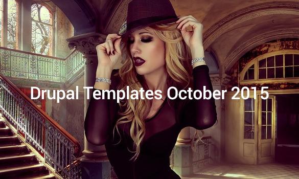 Drupal-Templates-October-2015