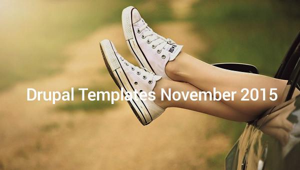 Drupal-Templates-&-Themes-November-2015