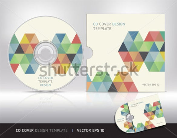 cd cover design template download1