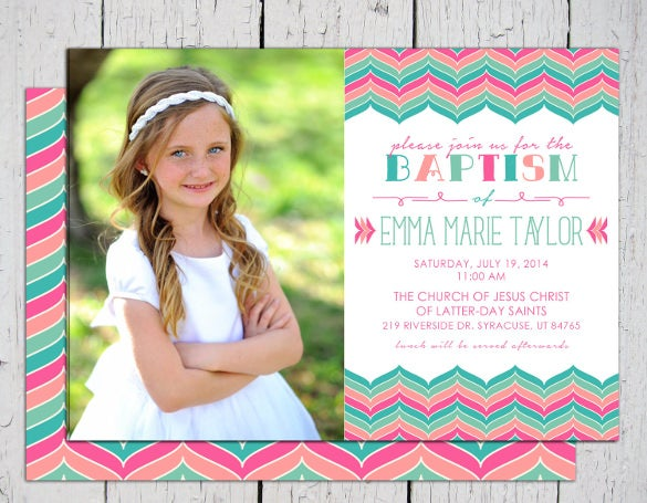 Baptism invitation templates 27 free psd vector eps ai printable baptism christening invitation stopboris Gallery