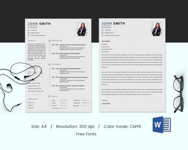 free resume format for graphic designer fresher 28