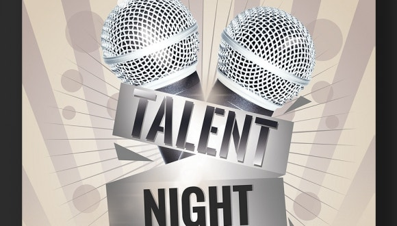 21 Amazing Talent Show Flyer Templates Psd Word Eps Vector
