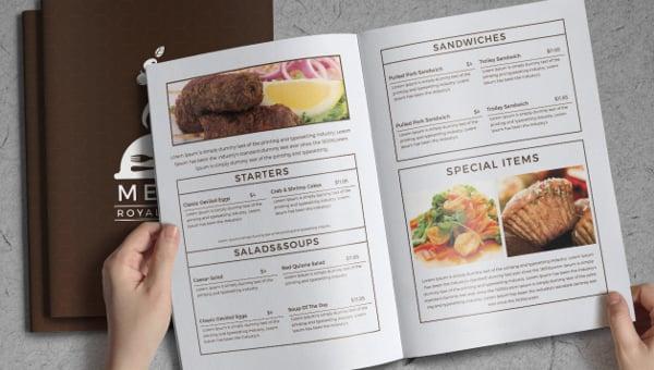 cafe menu templates1