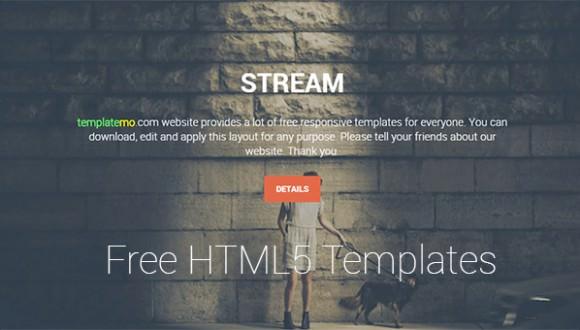 10 free responsive html5 website templates  u0026 themes