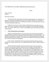 Client Confidentiality Agreement for Advocate