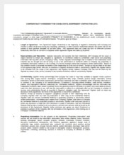 Client Confidentiality Agreement for Consultant