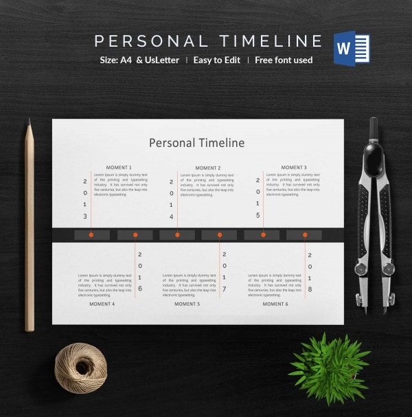 personal timeline Tour of features personal historian is computer software that assists you in writing a  the timeline gives an overall view of the person's life showing how many.