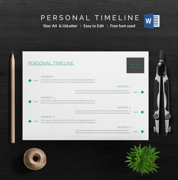 Customized Personal Timeline