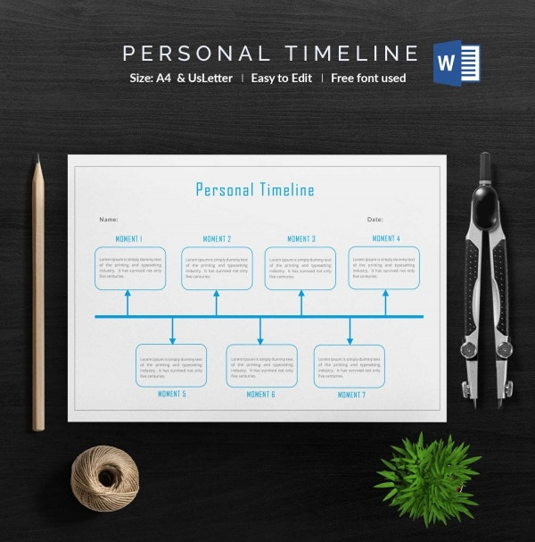 Personal Timeline Activity