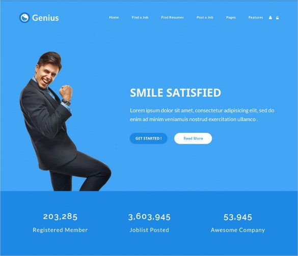 corporate awesome design portfolio psd templates builder