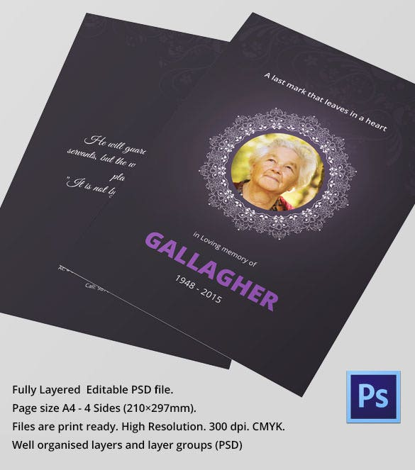 funeral_programe_A4_brochure