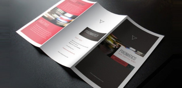 corporate tri fold brochure template6