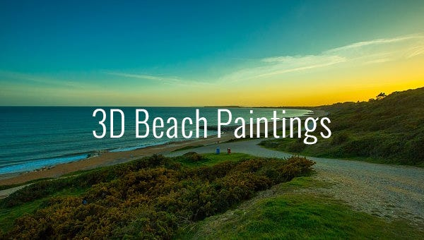 3dbeachpaintings.