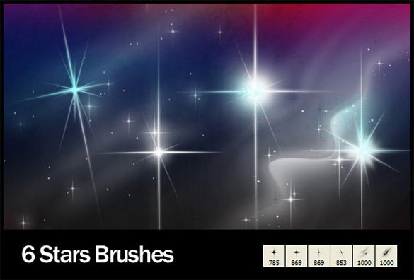 6 cs2 star brushes 4