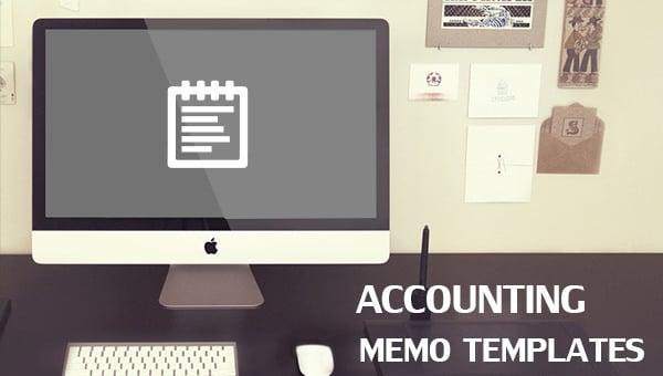 accountingmemotemplates