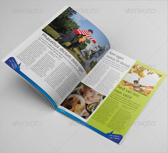 amazing indesign kids newspaper templates 8