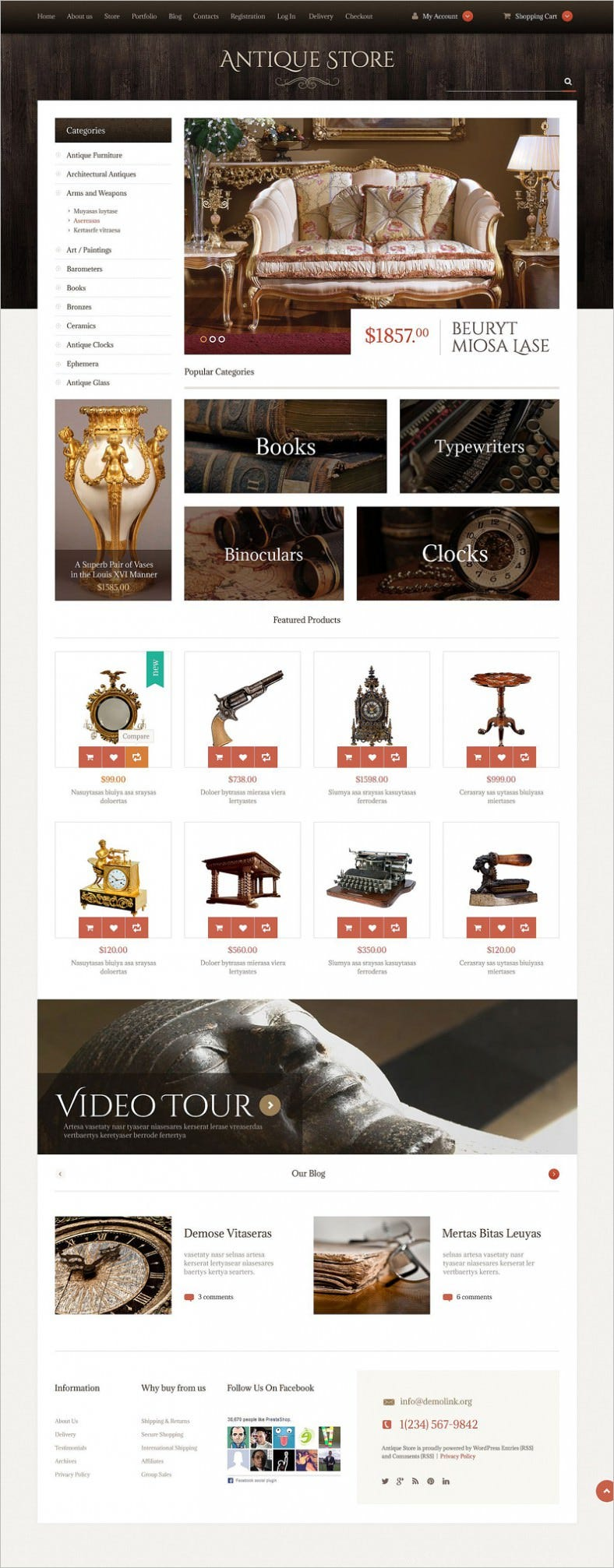 antique items woocommerce theme1 788x2013