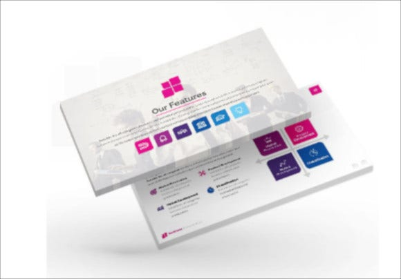 asha powerpoint business template