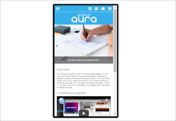 aura premium mobile