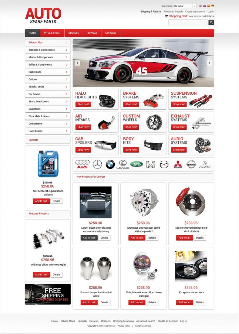 auto parts oscommerce template 139 788x1100