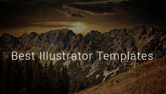 21 Best Illustrator Template Designs Download Free