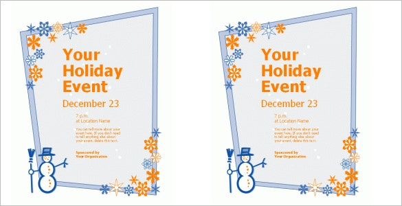 Perfect Best Invitation Flyer Template Within Flyer Invitation Templates Free