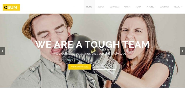 Best MultiPurpose One Page Jekyll Website Template