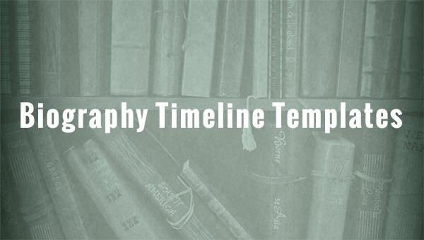 biographytimelinetemplates