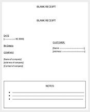Blank-Receipt-Template-Free