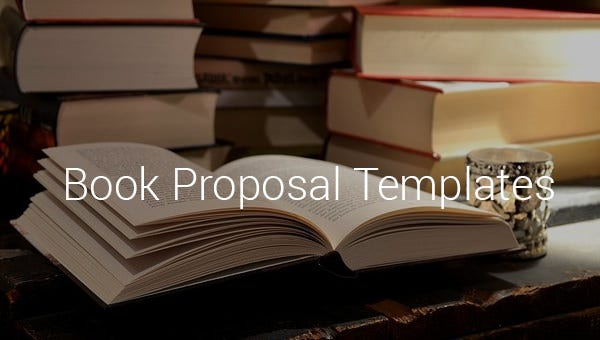book proposal templates