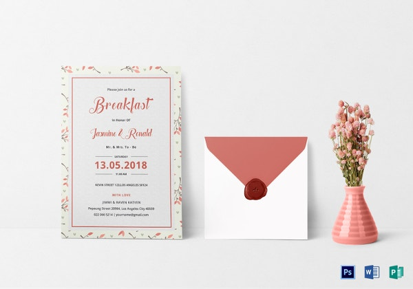 breakfast-invitation-templates